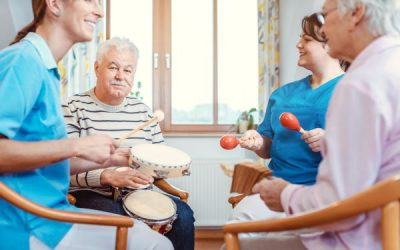 Benefits of Music Therapy for Seniors with Dementia